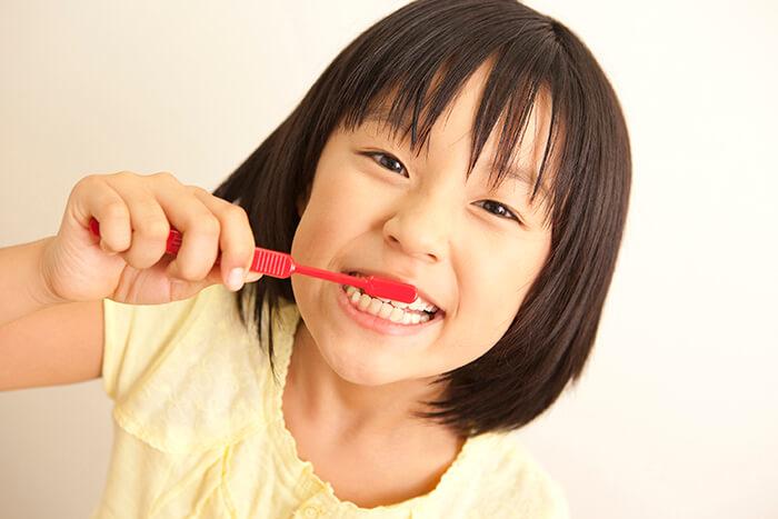 怖くない、安心できるお子さまの歯科診療